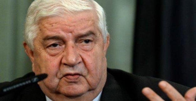 Çok Önemli Açıklama: Esad Kırmızı Çizgimiz