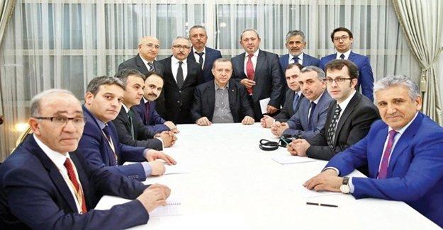 """Erdoğan AYM'nin Kararı İçin """"Bu İş Bitmedi"""" Dedi"""