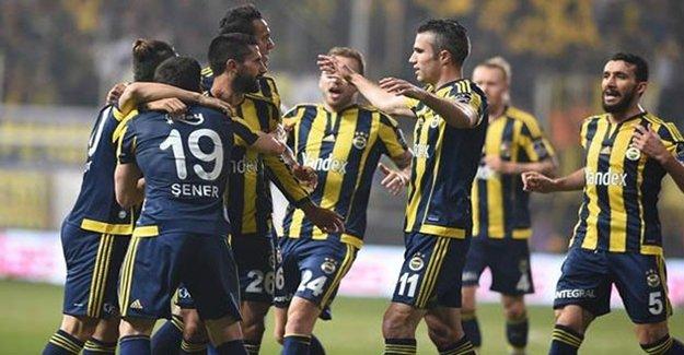 Fenerbahçe Ezdi Geçti! Rahat Nefes Aldı...