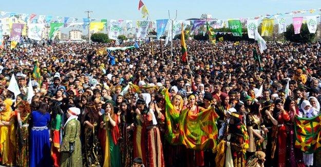 HDP'den İstanbul'da Nevruz Açıklaması