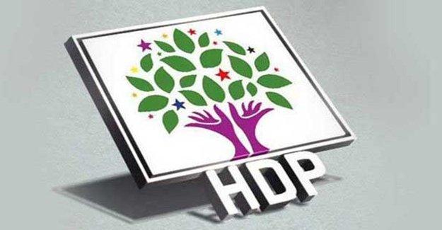 HDP'li 8 Yönetici Tutuklandı