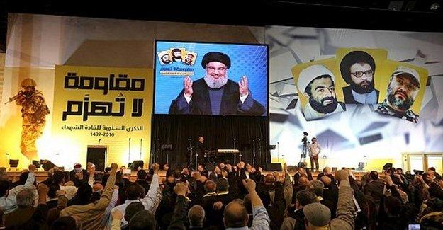 Hizbullah 'Terör Örgütü' İlan Edildi