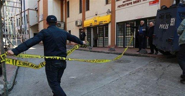 İstanbul'da Dehşet: Kadınlara Silah...