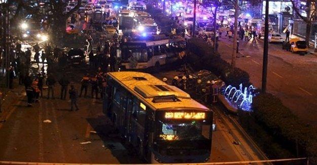 Saldırı Sonrası Trafik Karmaşası