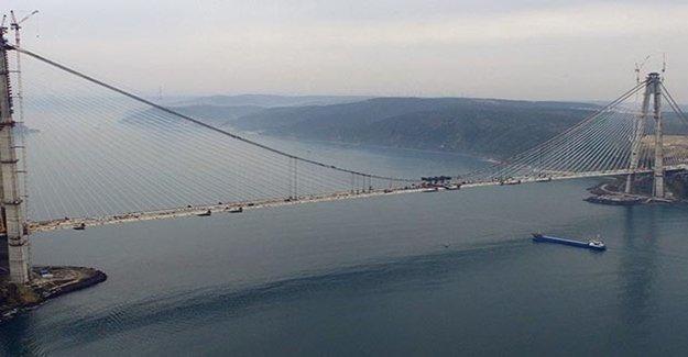 Son Dakika! 3. Köprü Pazar Günü...