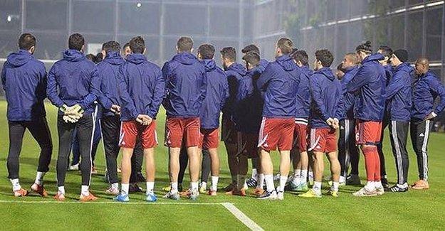 Süper Lig Ekibinden Antrenman Boykotu!