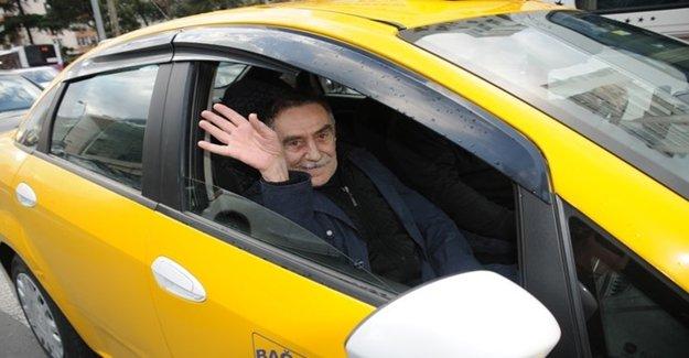 Taksici Tanımadı