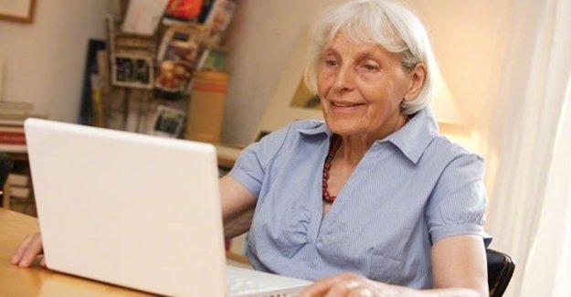 Teknoloji Yaşlılar İçin Umut Verici