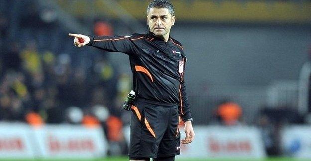 Trabzonspor-Beşiktaş Maçının Hakemi