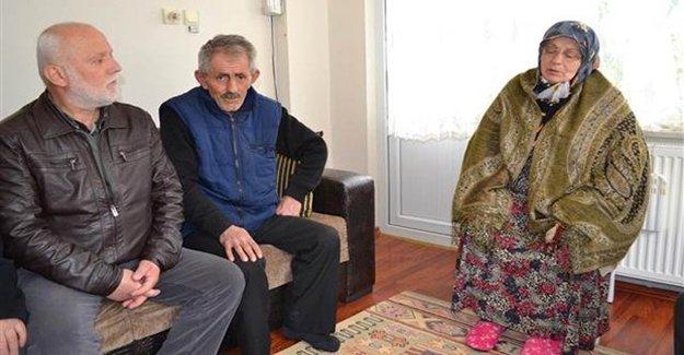 Türk Şoförün Ailesi Konuştu