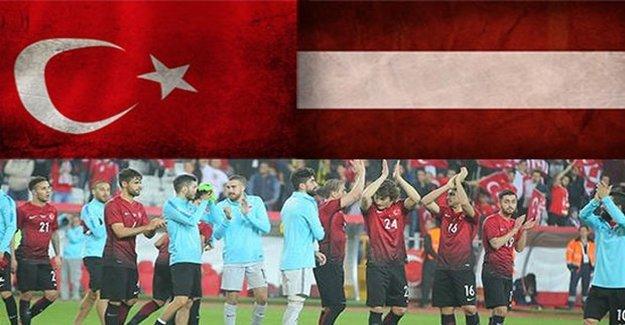 Türkiye Maçı Hangi Kanalda Saat Kaçta?