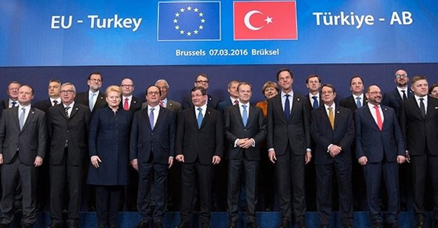 """""""Türkiye'nin Dik Duruşu AB Liderlerini Şaşırttı"""""""