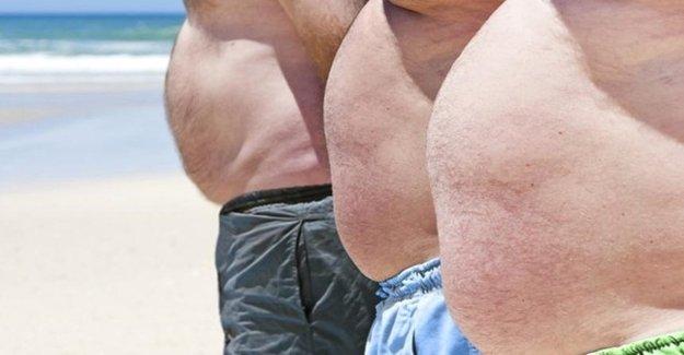Türkiye, Obez Sayısında Dünyada İkincisi