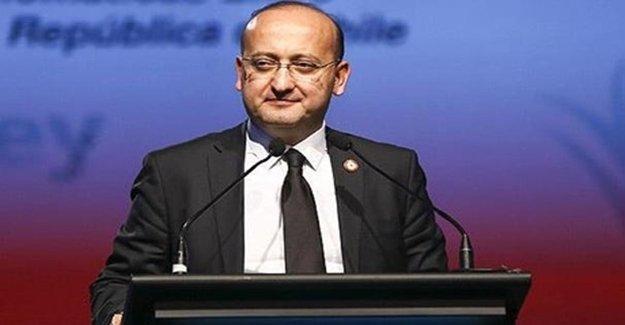 Yalçın Akdoğan'dan Kılıçdaroğlu'na Sert Cevap