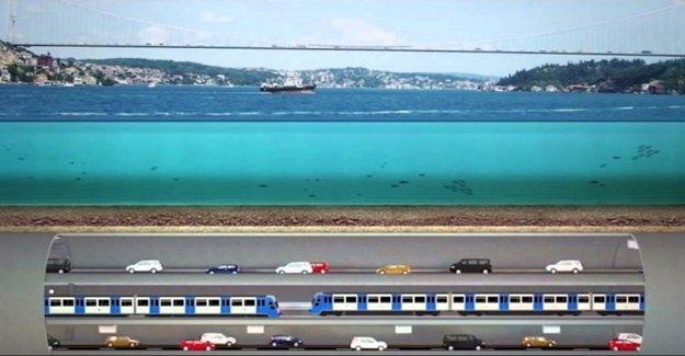3 Katlı Büyük İstanbul Projesi'ne Dev Yatırım