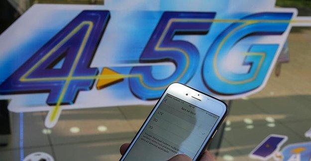 4,5G Teknolojisi Telefon Satışlarını Patlattı