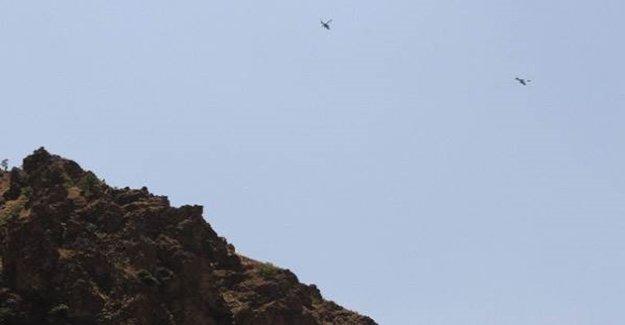 5 Helikopter Oraya Gönderildi!