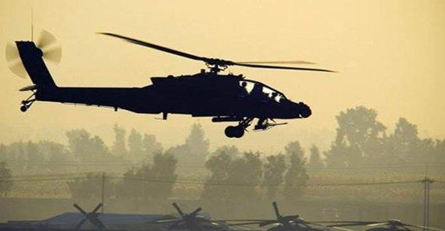 ABD Irak'taki Askeri Varlığını Artırıyor