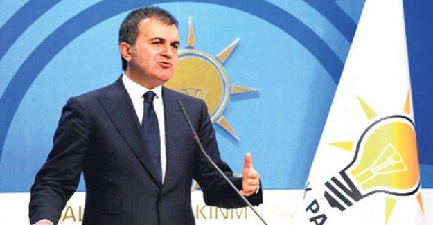 AK Parti Sözcüsü Ömer Çelik Önemli Açıklamada Bulundu