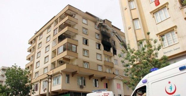 Altı Katlı Binada Patlama: 1 Ölü