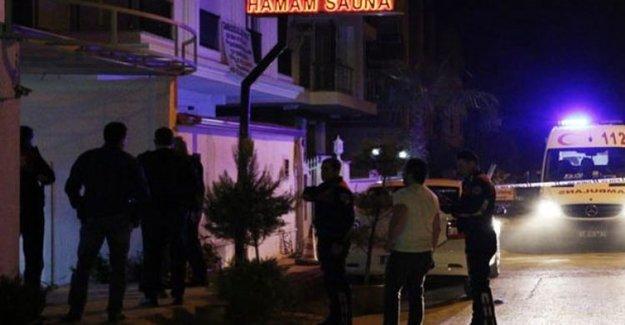 Antalya'da Otele Silahlı Baskın!