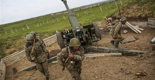 Azerbaycan Açıkladı! Ermenistan 115 Kez...