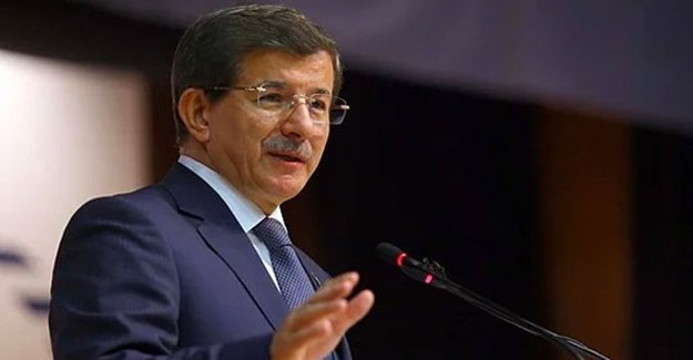 Başbakan Davutoğlu: Aynen İade Ediyorum