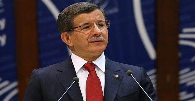 Başbakan Davutoğlu'ndan Cenazelerde Tekbir İçin Talimat
