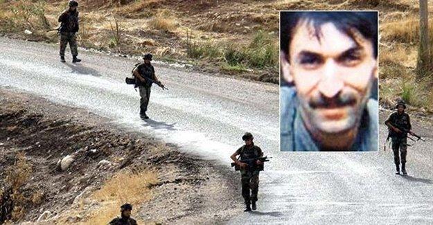 Başına 1 Milyon Lira Ödül Konan Terörist İhbar Edildi