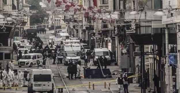 Beyoğlu Bombacısının Hedefini İsrail Açıkladı
