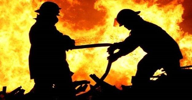 Beyoğlu'nda Çıkan Yangın Vatandaşları Korkuttu