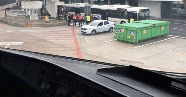 Bombalı Saldırı Esnasında Tweet Atan Pilota Ceza