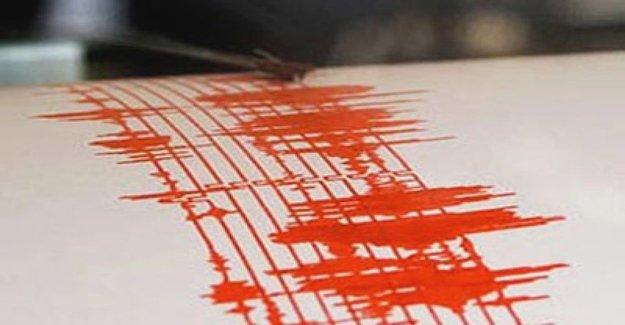 Büyük Okyanusta Korkutan Deprem!
