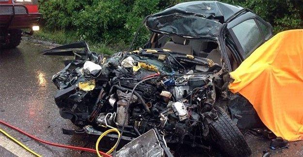 Çatalca'da Ölümlü Kaza