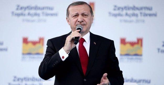 Cumhurbaşkanı Erdoğan Böhmermann'dan Şikâyetçi Oldu