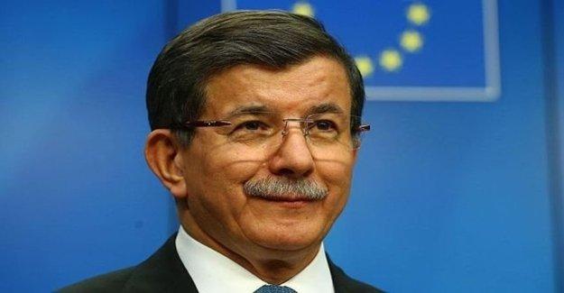 Davutoğlu, Avrupa Konseyinde Konuşacak