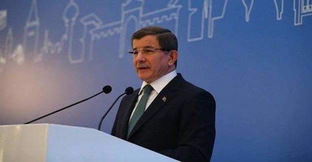 Ak Parti Kongreye Gidiyor, Davutoğlu aday değil!