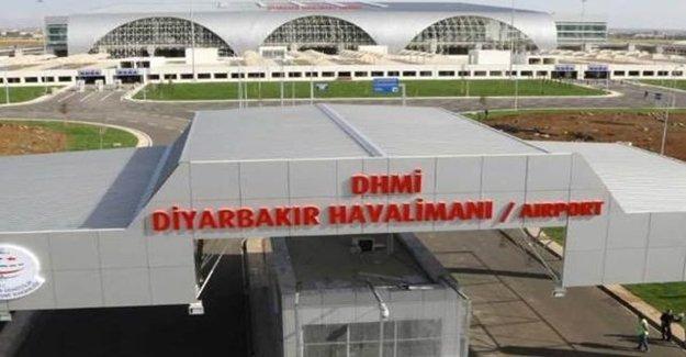Diyarbakır Havalimanı 'Hava Hudut Kapısı' Yapıldı