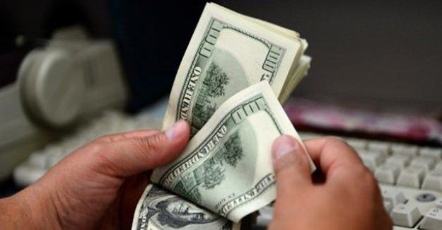 Dün Sert Yükselen Dolar Bugün...