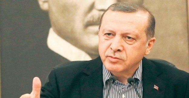 Erdoğan 'Ateşkes' Sorusuna Cevap Verdi