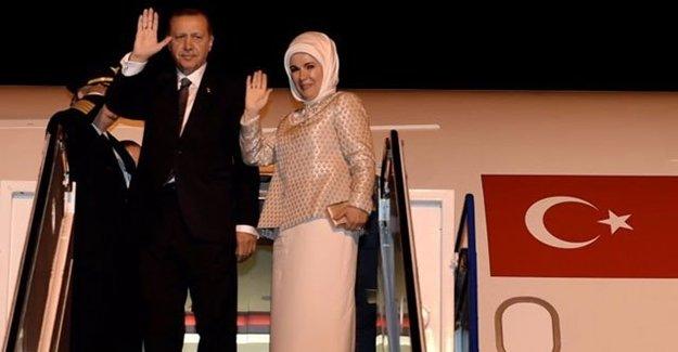 Erdoğan Azerbaycan Ve Hırvatistan'a Gidiyor