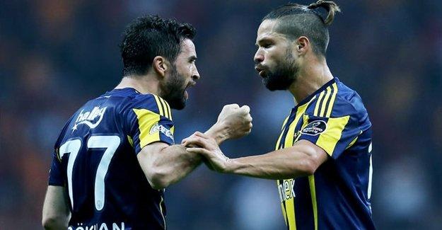 Fenerbahçe'de İki Yıldız Birbirine Girdi