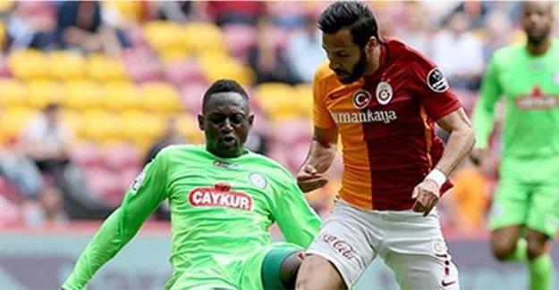 Galatasaray, Kupada Avantaj Peşinde