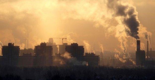 Hava Kirliliği Sigaradan Daha Tehlikeli