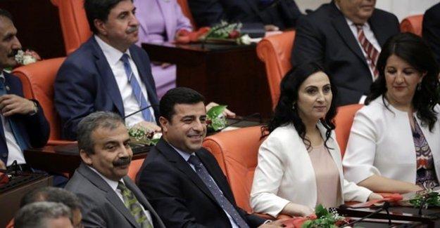 HDP'yi Korku Sardı