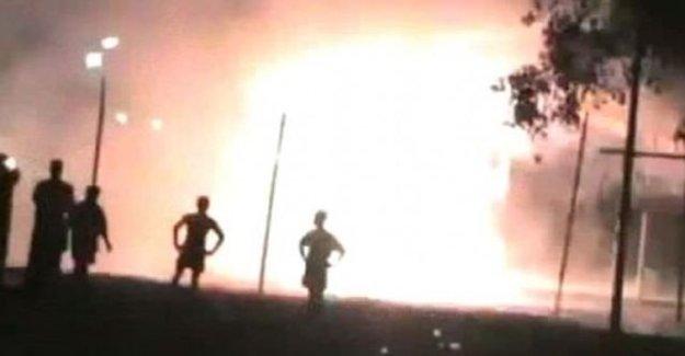 Hindistan'da Yangın Faciası: 100'den Fazla Ölü