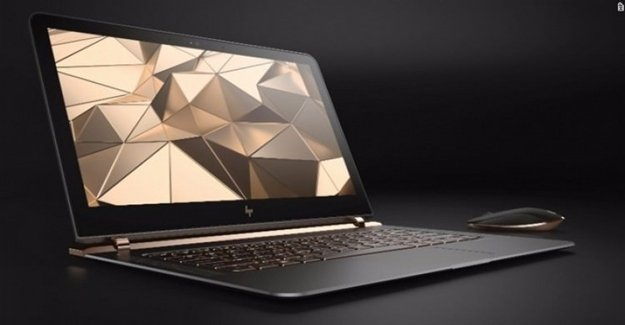 HP Spectre 13: Dünyanın En İnce Dizüstü Bilgisayarı