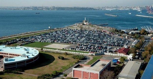 İstanbul'a 45 Özel Otopark