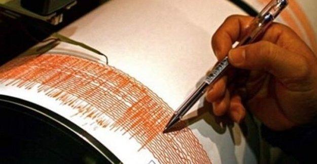 İzmir Körfezinde Korkutan Deprem