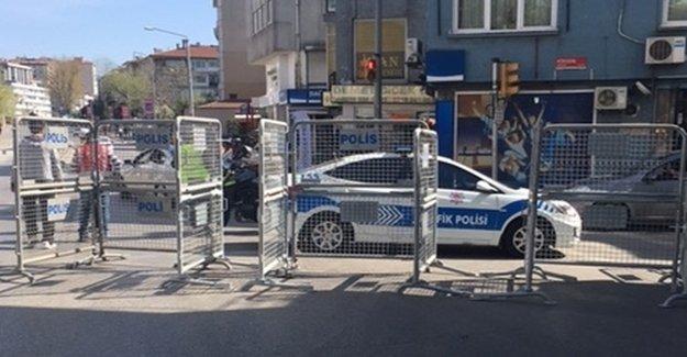 Maç Öncesi Kadıköy'de Güvenlik Alarmı!